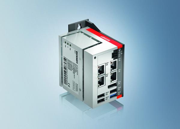 倍福推出超紧凑型工业PC  C6017,配备更多接口和 1  秒钟 UPS