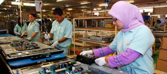 联合国工业发展组织:全球制造业增速放缓