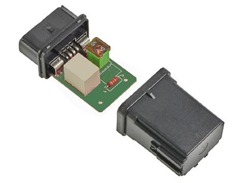 Molex发布微型配电箱(μPDB)密封模块