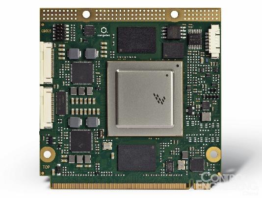 康佳特支持基于全新NXP i.MX8处理器的Qseven 和SMARC模块