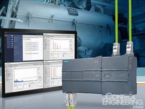 西门子Siplus CMS1200状态监测系统可轻松监测机械部件