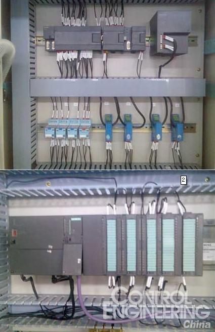 西门子plc在水电厂(泵站)控制系统的应用