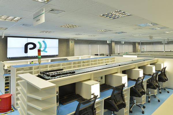 英特诺联手Logstore为巴西PLL 集团打造全自动手机维修中心