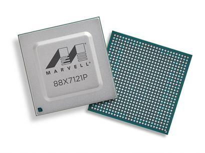 Marvell發布面向數據中心和5G基礎設施的雙端口400GbE MACsec PHY,采用C類PTP時間戳