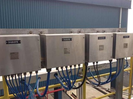 cb系列接线盒具有先进的生产工艺