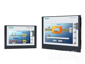 西门子发布全新一代精彩系列操作面板Smart Line V3
