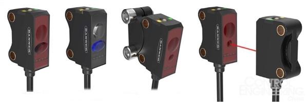 美国邦纳发VS8系列高性能微型传感器