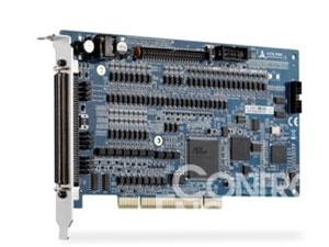凌华发布最新四轴伺服/步进运动控制卡PCI-C154+