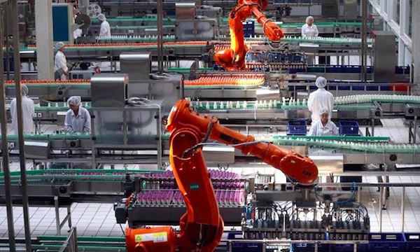 工业机器人的系统构成以及要点分析