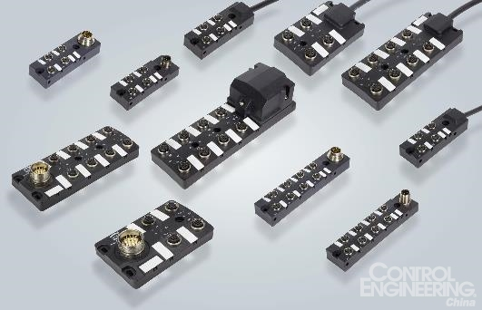 全新浩亭传感器执行器接线盒可提高安装速度并降低成本