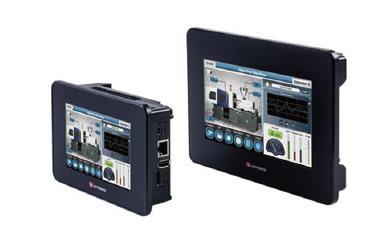 虹科携手Unitronics 推出PLC+HMI一体机