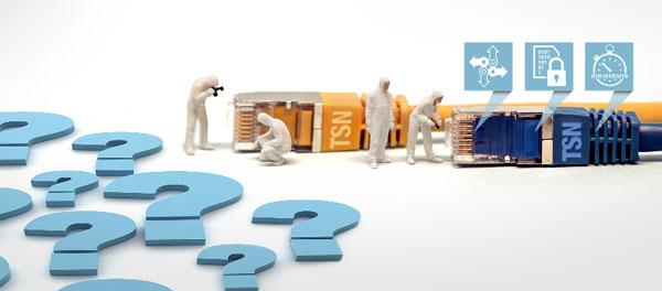 TSN 助力 IIoT 和工业 4.0——不可不知的五件事