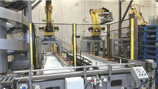 包装自动化集成的 最新应用案例