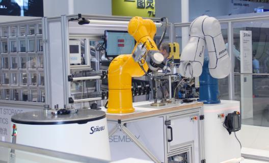全球工业机器人市场需求不断放大 进入蓬勃发展时期