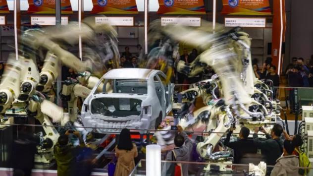 传统优势市场萎缩,工业机器人产业未来发展呈波浪式?