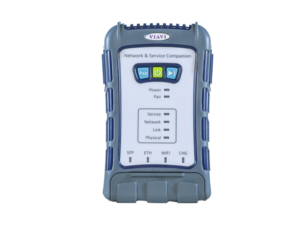VIAVI推出全新NSC-100测试仪,助力技术人员和承包商加速网络及服务验证