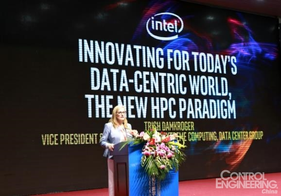 以数据为中心变革IT系统范式,英特尔加速HPC和AI融合
