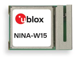 u-blox发布配备并发Wi-Fi和双模式蓝牙连接的多网卡/网关模块