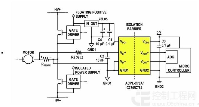 电动机低电压闭锁过电流保护实物接线图