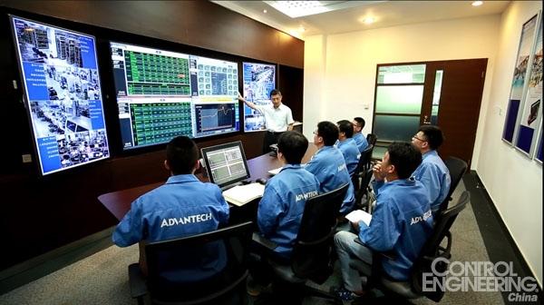 智能安灯信息可视化   现场管理核心价值的延伸