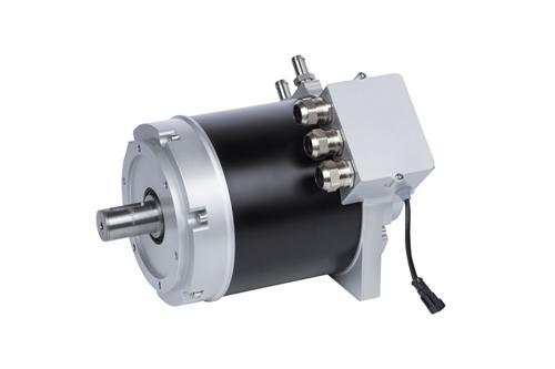可擴展、零排放的馬勒電動牽引電機