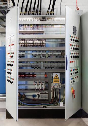 在恶劣环境下 冷却大功率变频器机柜