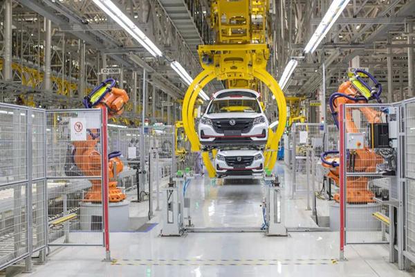 重庆:智能化加快传统产业转型升级质效提升