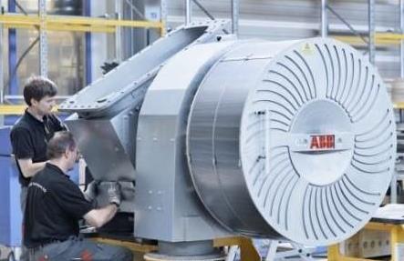 ABB推出柔性相继涡轮增压系统