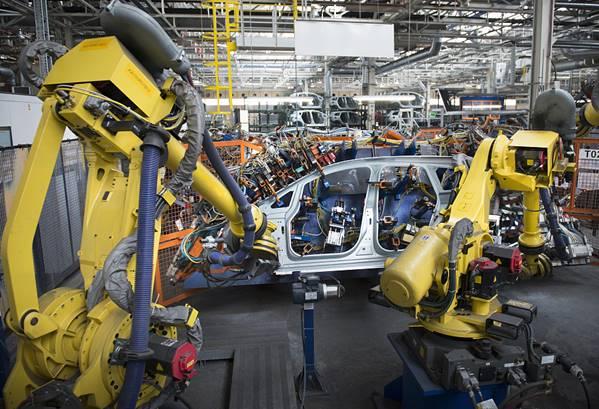 工业机器人发展趋势分析,机器人面临核心技术难题