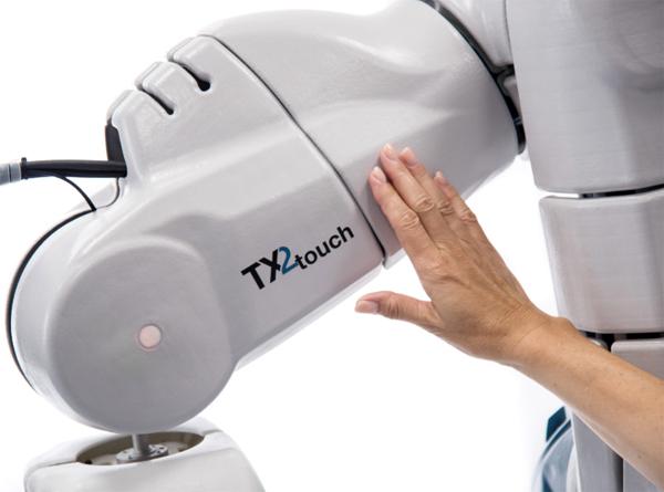 2019 工博会 - TX2系列工业机器人亦是人机协作应用首选