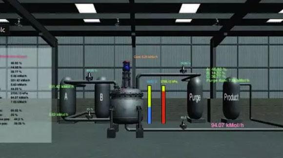 【技术前沿】通过控制系统虚拟爆炸模拟器培训运行人员应对黑客攻击