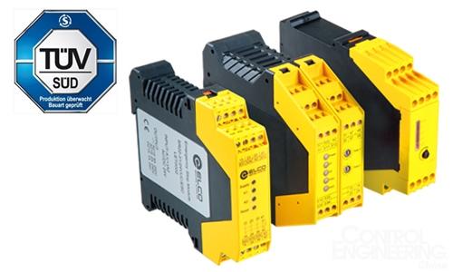 宜科SR22系列安全继电器