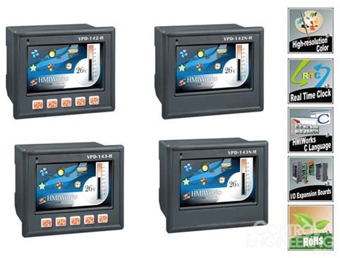 泓格科技新产品上市: VPD-142-H/142N-H/143-H/143N-H
