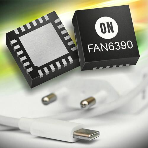 安森美半導體推出創新的USB-C PD 3.0控制器,具先進功能集和更高能效