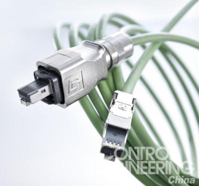 """计算的考量范围内 (""""端对端联接""""),包括电缆,连接器以及现场接线方式"""