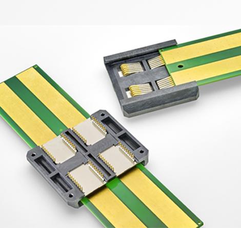 TE Connectivity推出滑轨电源连接器