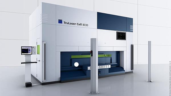 通快集團:工業 PC 和 EtherCAT 技術幫助提升 3D 激光切割系統性能