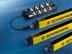 施迈赛推出全能型安全光幕SLC/SLG445
