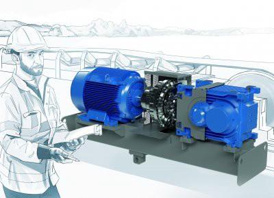 诺德推出全新MAXXDRIVE®XT工业齿轮箱——适用于强力输送带的强大传动装置