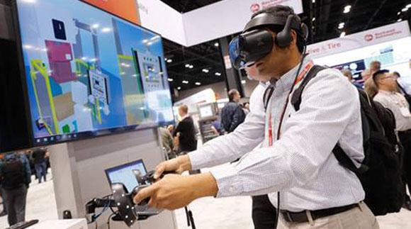 工业自动化进入数字化虚拟现实时代——从Automation Fair 2019看自动化的未来