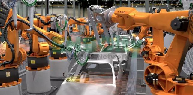 视点 | 2017年中国工业机器人市场纵览