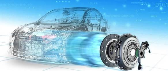 当年没有@离合器的燃油车打败了电动车,为彩神大发快三何后来又装了回来?
