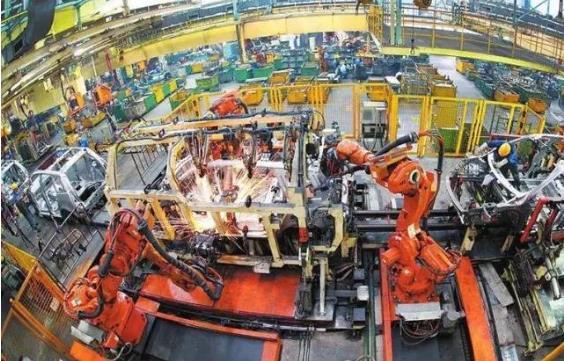 中国机器人产业发展迅速日益强大