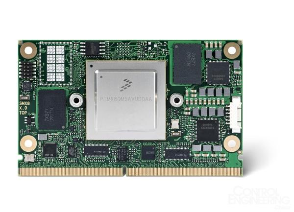康佳特首款基于NXP i.MX8处理器的 SMARC2.0模块