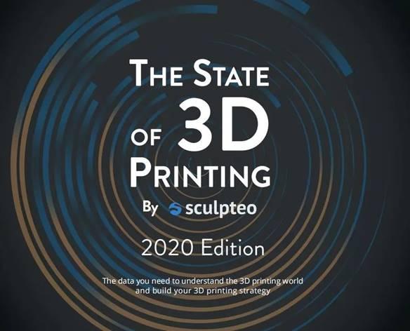 《2020年3D打印現狀》,企業不斷加大投資