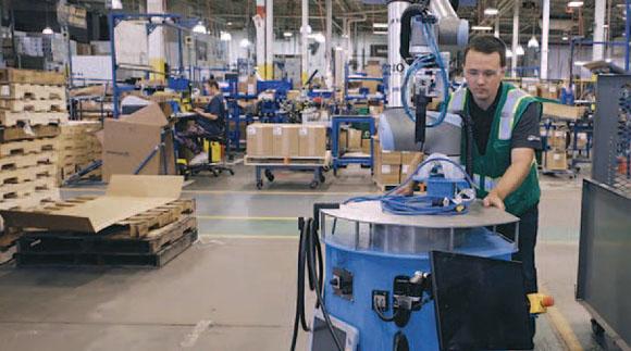 又一次面临颠覆——云机器人和RaaS(机器人即服务)正在崛起!