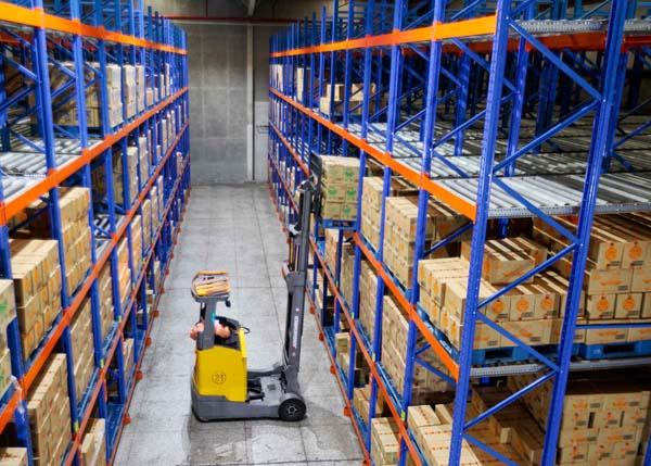 英特诺动态仓储系统,为上好佳打造高灵活、低浪费的工厂升级改造方案