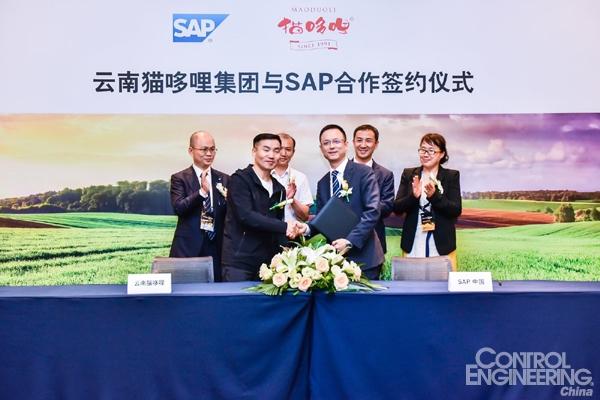 云品出滇,SAP攜手云南貓哆哩集團開啟全新數字化之路