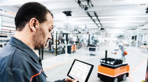 工业4.0不再遥远:云机器人