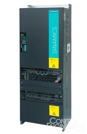sinamics g120l变频器效率可达98%,在部分带载时能够实现节能运行并